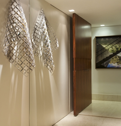 Projeto de Arquitetura e Decoração, apartamento 265m², Belvedere, Belo Horizonte